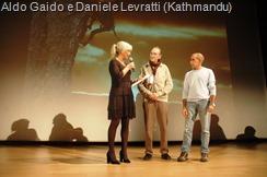 Aldo Gaido e Daniele Levratti per il film Kathmandu e le sue valli